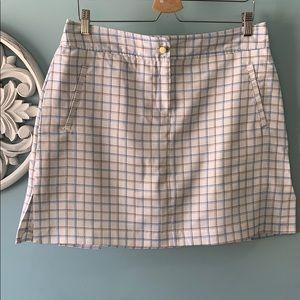 Izod Gold skirt